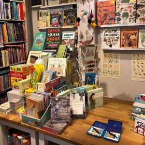 Välkommen till barnbokhandeln Bokbok