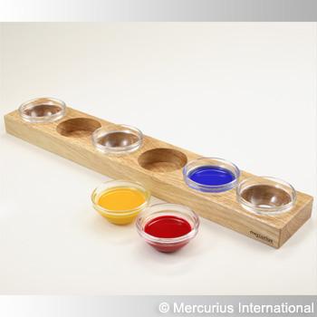 Tillbehör till flytande akvarellfärg